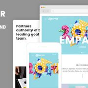 Upper Muse template