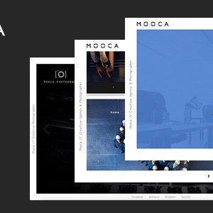 Mooca Muse template