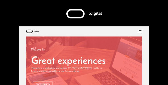 O-Digital Muse template