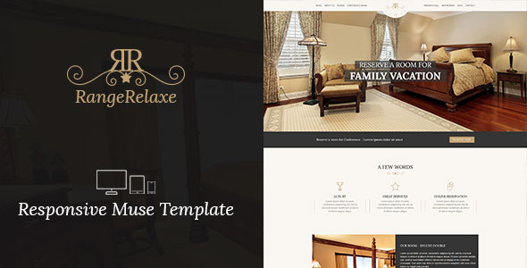 Hotel Muse template